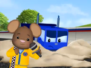 Doormouse and dumptruck