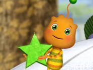 Gloopy and star