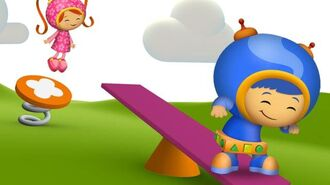 Nick Jr. Rebrand Team Umizoomi Bumper