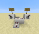 Redstone Comparators
