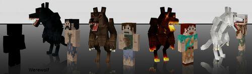 Mo Creatures Werewolves