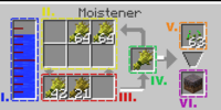 Moistener