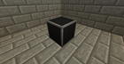 Black Lamp Unlit