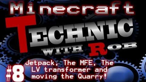 Minecraft Technic Part 8