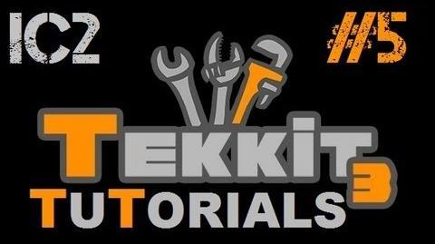 Tekkit Tutorials - IC2 5 - Mass Fabricators and UU-Matter