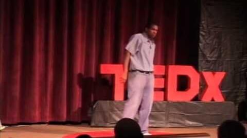 Sights and Sounds of the Ghetto - Dawud Wilson - TEDxMarionCorrectional