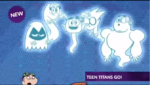 The Ghosts of The Teen Titans