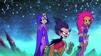 Teen Titans Go! Rise Up B.E