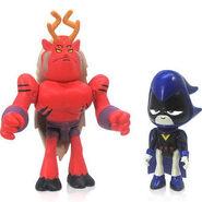 Raven-Trigon-Toy-2.75Inch