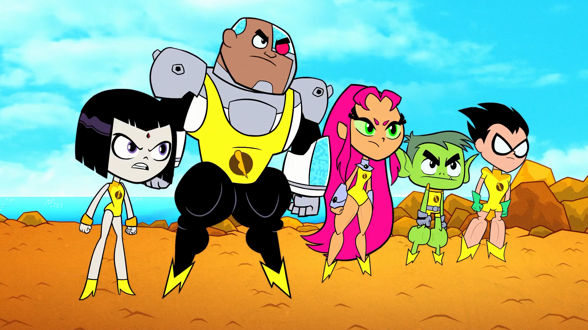 Image - Leg Day Image46Png  Teen Titans Go Wiki -3784