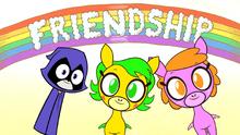 MK3 friendship FRIENDSHIP