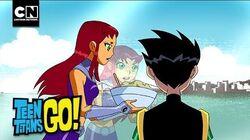 Teen Titans Go! Butt Pudding Cartoon Network