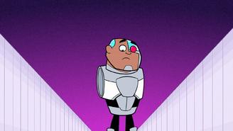 Cyborg dis-armed. Anyone? Anyone?