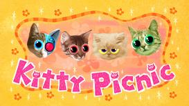 Kitty picnic dreams