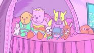 Starfire's toys