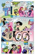 Teeny Titans comic preview1