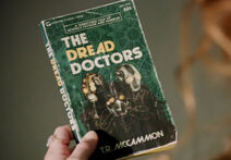 Dread doctors book cover 1