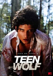 Teen wolf promo poster s1