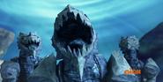 Trio Of Ice Dragons