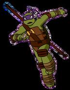 Donatello 2-Dimensional Profile