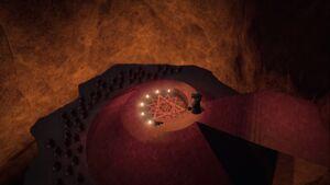 Underground Shredder Shrine