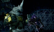 Bebop Annoyed By Rocksteady