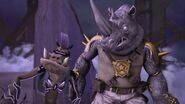 Bebop And Rocksteady At Undercity