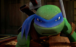 Leonardo's Bandanna
