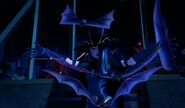 Shinigami Releasing Bats