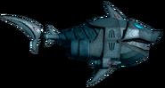 Armaggon Shark Armor Profile