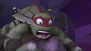 Raphael Riding Rocksteady