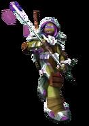 Dimension X Donatello Render