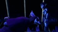 Karai With A Captured Splinter