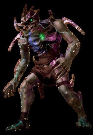 Undead Shredder Profile