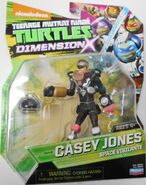 Dimension X Casey Jones Figure