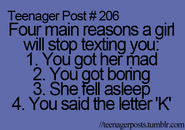Teenager Post 206