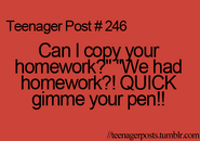 Teenager Post 246
