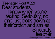 Teenager Post 221