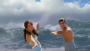 Surfing with Tanner