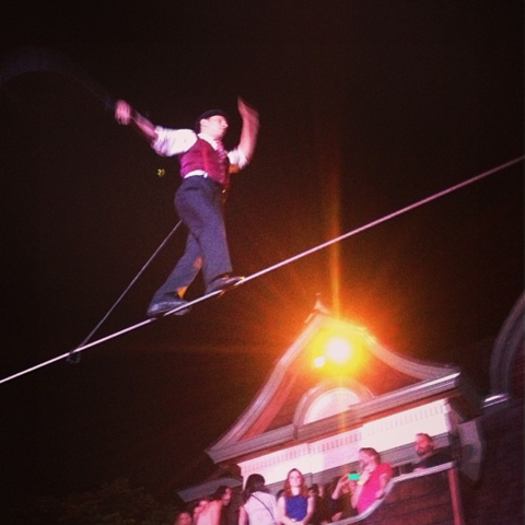 File:Teen Wolf Season 3 Behind the Scenes cast night out No Vacancy highwire.png