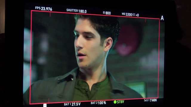 File:Teen Wolf Behind the Scenes Posey Monitor.png