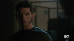 Teen Wolf Season 5 Episode 7 Strange Frequencies Theo wolf face