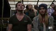 Teen Wolf Season 4 Episode 11 A Promise to the Dead Malia and Peter