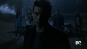 Teen Wolf Season 5 Episode 10 Status Asthmaticus Chimera pack