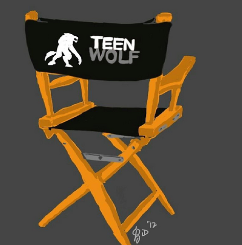 File:Teen Wolf Behind the Scenes gideon emery on set art1.png