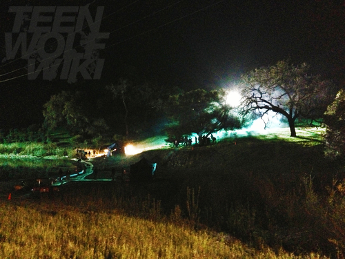 File:Teen Wolf Wiki Season 3 Behind the Scenes First Promo Shoot Full Field.png