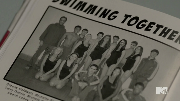 BHHS Swim Team 2006