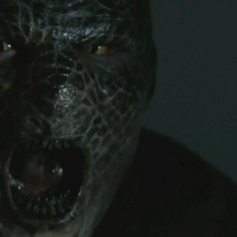 Kanima Creature Face Detail