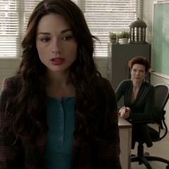 Allison, come back so I can creep you out some more