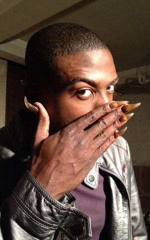 File:Teen Wolf Behind the Scenes Sinqua Walls Werewolf Claws.png